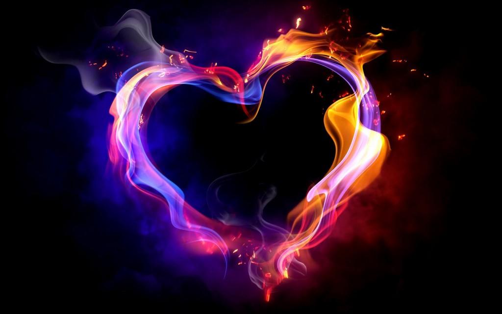 Fire-Heart-Love